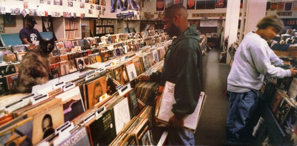 Vinyls Neufs & d'Occasions - Love & Vinyls - photo dj shadow